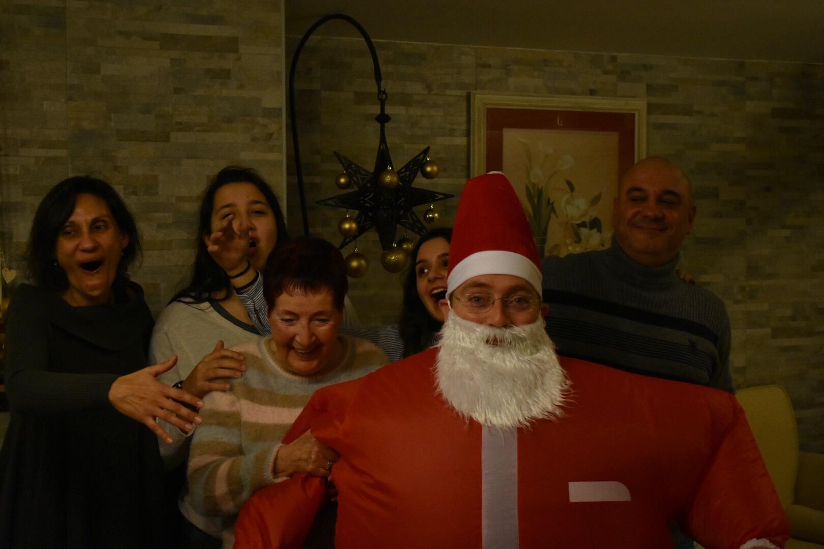 Familia feliz!